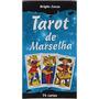 Tarot De Marselha Livro + Baralho 78 Cartas