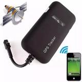 Rastreador Veicular Gps Gt02 Carro Moto Trackerf Gsm