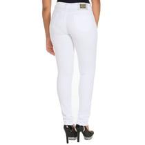 Sawary Jeans Calça Levanta Bumbum Branca Maravilhosa
