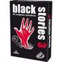 Black Stories 3 - 50 Enigmas Macabros - Galápagos Jogos Card