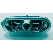 Lanterna Lateral D/paralama Pisca Golf,passat,bora (cristal)