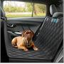 Capa Protetora Pet Banco De Carro Para Cachorro Impermeável Original