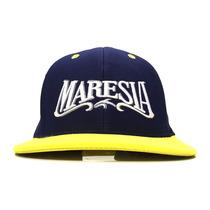 Boné Maresia Aba Reta Headwear Blue Yellow