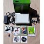 Console Videogame Xbox 360 Arcade Quatro Jogos Frete Grátis