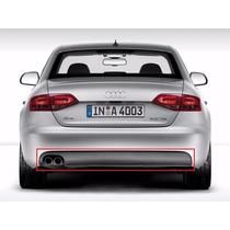 Saia Do Para-choque Traseiro Original Audi A4 2008 A 2012