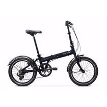 Bicicleta Bike Dobrável Durban Bay Pro Pedal + Frete Gratis