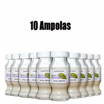 10x Ampolas Matrix Biolage Hydrathérapie Repair Tratament