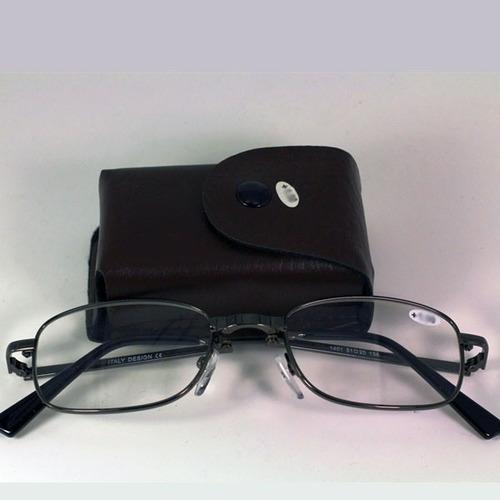 Óculos Leitura Dobrável+case Grau+1,50 - R  30 en Melinterest 4c754beb4c