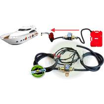 Abastecedor De Combustivel Kit Bomba Eletrica Barco E Lancha