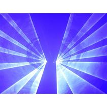 Laser Show 2 Saidas 1w+1w Azul Royal