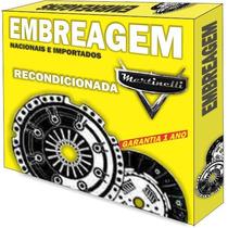 Kit Embreagem Citroen C3 1.0 8 E 16v .
