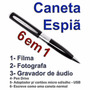 Caneta Espiã Câmera Filmadora Filma E Tira Fotos 1280 X 960