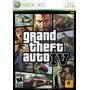 Grand Theft Auto Iv Gta 4 Xbox 360 - Desbloqueado Lt