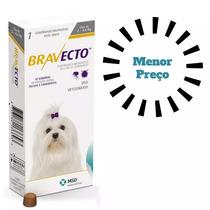 Bravecto Antipulgas E Carrapatos Cães De 2 A 4,5 Kg
