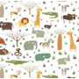 Papel De Parede Animais Safari 68b208