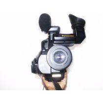 Filmadora Profissional Panasonic M9000 Vhs C/ Fonte