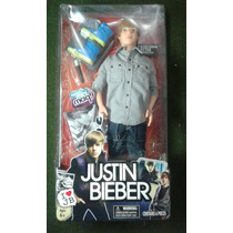 Boneco Justin Bieber Jb Red Carpet Style Collection