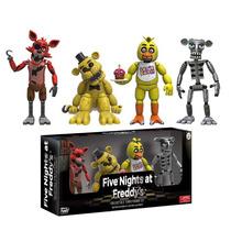 Five Nights At Freddys Foxy  Freddy  Animatronic Chica Funko