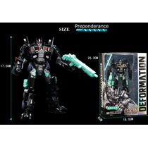 Transformers Autobot Leader Optimus Prime Limited Edition