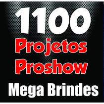Projetos Proshow Producer - Retrospectivas Animadas