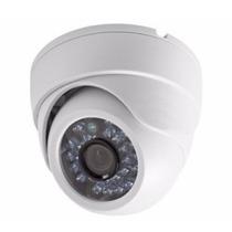 Câmera De Segurança Infra Vermelho Ccd Leds Frete Grátis