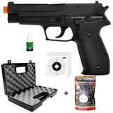 Pistola Airsoft Sig Sauer P226 + Maleta + 2000bbs + Silicone