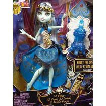 Boneca Monster High Frankie Stein 13 Wishes Desejos Original