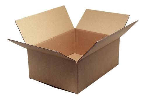 50 Caixas De Papelão Embalagem Correios Sedex E Pac 28x21x12