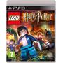 Lego Harry Potter Anos 5 A 7 Ps3 Midia Fisica Novo Lacrado