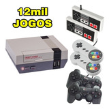Kit Raspberry Extremo Completo 12000 Jogos - 30 Video Games