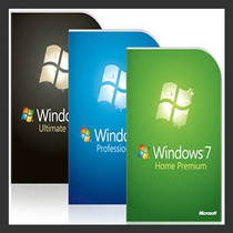 Windows 7 - Ultimate Professional Home - Licença Original