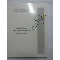 Livro Estudos Lingüisticos Gel = Sebocorrespondente