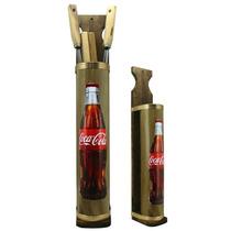 Porta Espetos Para Churrasco Coca Cola-cerveja-churrasqueira