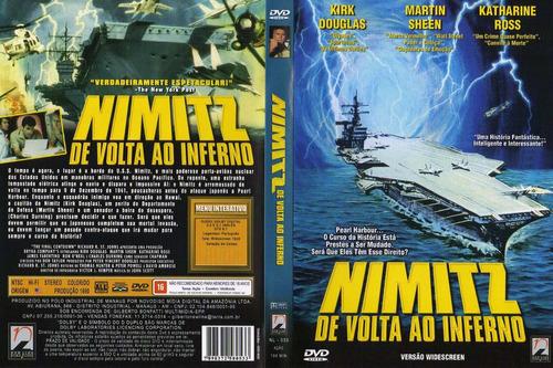 Nimitz De Volta Ao Inferno Kirk Douglas Dublado E Legendado