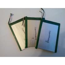 Bateria Tablet Tectoynova.serve Navcity Dl Lenoxx Genesis