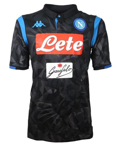 46abc2d12ba1e Camisa Do Napoli 2018 Oficial Kappa Barato Com Envio Rápido. R  149.99