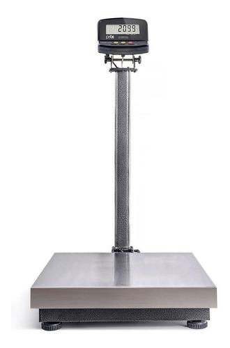 Balança Comercial Digital Toledo 2099 300 Kg Com Mastro 110v/220v  Prateado