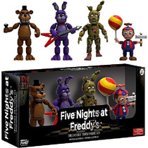 Five Nights At Freddy - Bonnie Springtrap Balloon Boy- Funko
