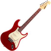 Guitarra Stratocaster Memphis Tagima Mg32 Vermelho Metálico