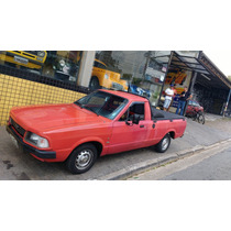 Ford Pampa Pick-up 1.8 Alcool 1991 Saveiro Fiorino Courier16