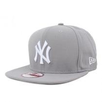 Boné New Era Juvenil 8-14 Anos Ny Yankees Snapback Aba Reta