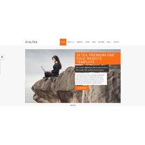 Template Site Html Para Designers E Agências Portfólio