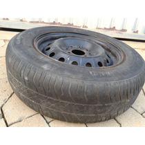 Step Roda De Ferro Com Pneus R13 165/70 Vw / Ford
