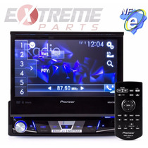 Dvd Pioneer 2015 Avh-x7780tv Tv Digital Tela Retratil Mp3