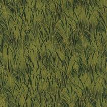 Tecido Natalino Gold Capim Verde 100% Alg 0,5m (200073/15)