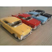Carro Miniatura Escala 1:36 Coleção Ano 1957 Bel Air