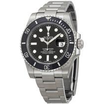 Relogio Rolex Submariner Date Black 116610ln Original Novo