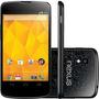 Lg Nexus 4 16gb E960 Android 4.2 1.5ghz 3g Wi-fi Gps Anatel
