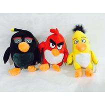 Angry Birds Pelúcia 30 Centímetros Valor Unidades