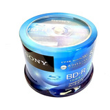 50 Bluray  Sony Printable 4x 25 Gb.